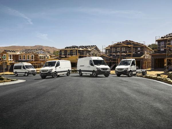 Freightliner Vans